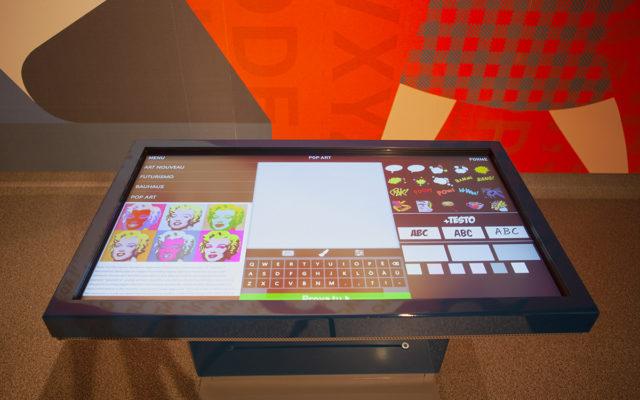 M-Children Mestre Touchscreen