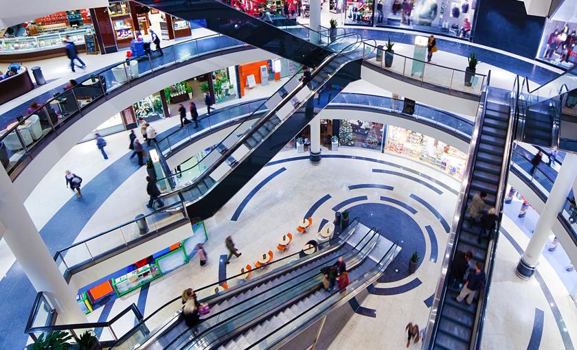 soluzioni audio video per retail